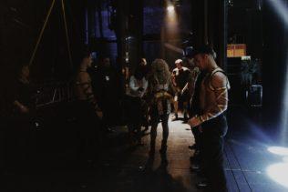 Bodyguard Behind The Scenes