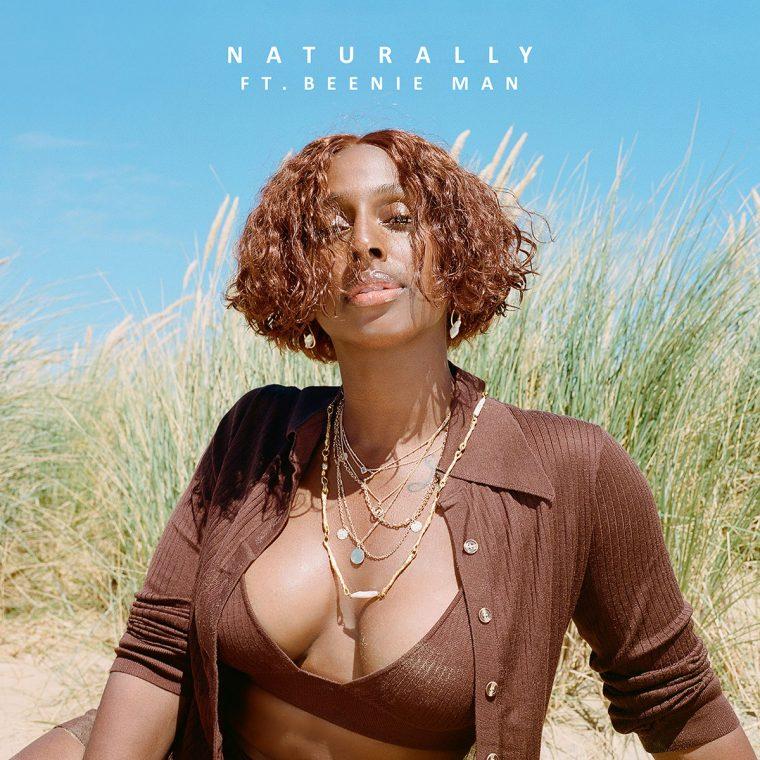 Alexandra Burke - Naturally - single cover